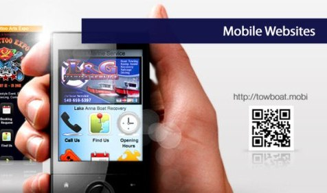 Mobile Websites Howard County Maryland