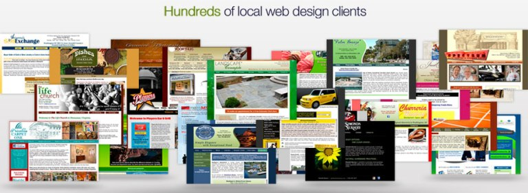 Small Business Website Design Howard County Maryland